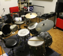studio 2 drums